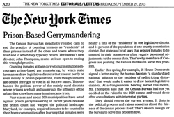 Thumbnail of New York Times editorial
