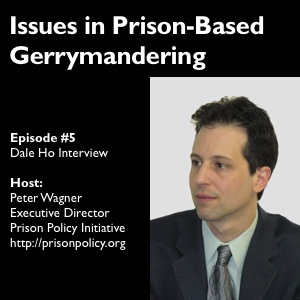 Peter Wagner, Prison Policy Initiative