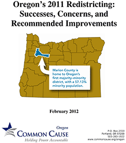 Common Cause Report Cover